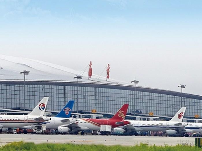 南京禄口国际机场清洁设备案例