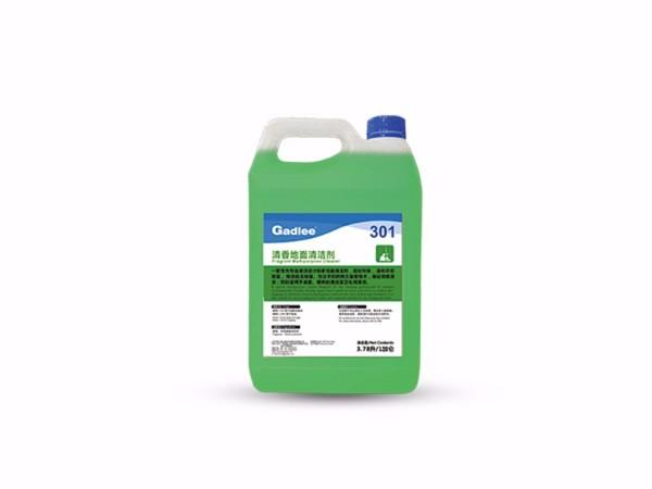 301清香地面清洁剂