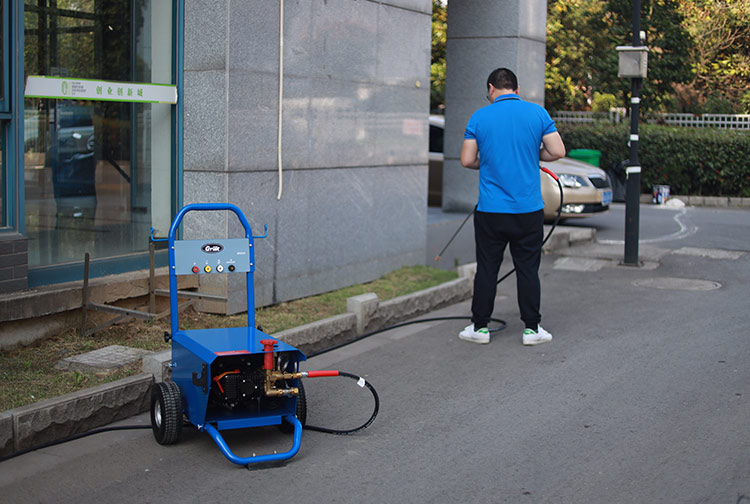 工业企业清洗方案-顽固污垢清洁-南京嘉得力