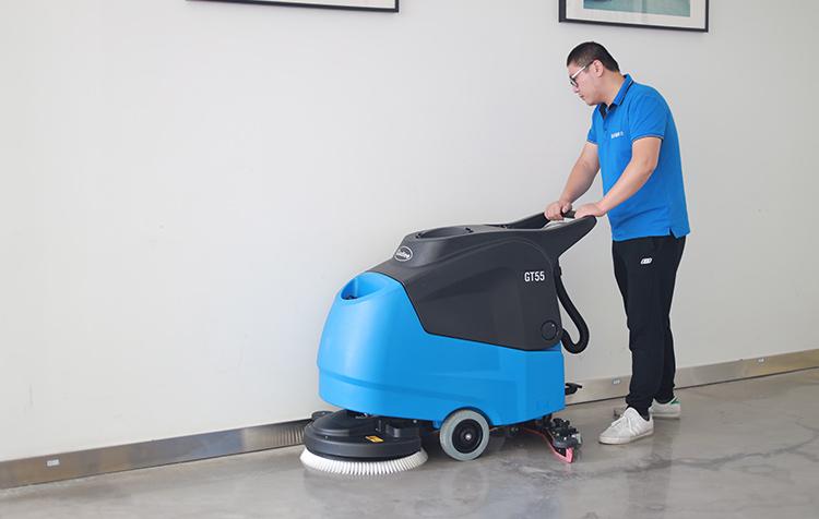 物业保洁清洗方案-日常清洗-一体式全自动-南京嘉得力